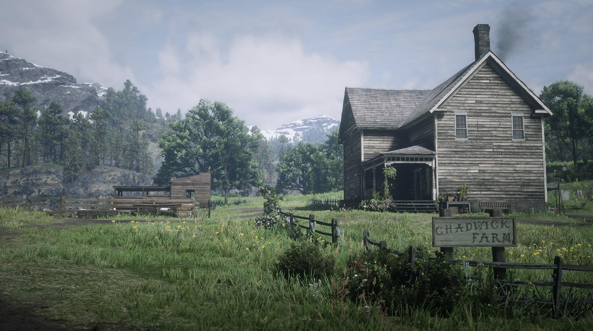 Chadwick Farm
