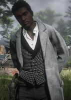 Red Dead 2-Lenny other outfit