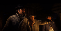 Dutch Hosea and Arthur