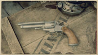 RDR2 Weapon LeMatRevolver