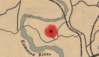 Fort Brennand hideout in RDO