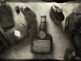 Antique Alcohol Bottles