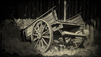 Fort Wallace wagon loading screen