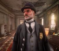 Pinkerton Detective