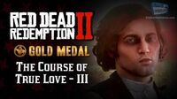 RDR2 PC - Mission 29 - The Course of True Love III Replay & Gold Medal