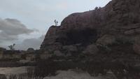 Cueva Seca crates