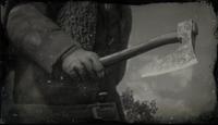 Hunter Hatchet-Red Dead Redemption II