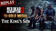 RDR2 PC - Mission 79 - The King's Son Replay & Gold Medal