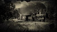 Southern and Eastern train loading screen