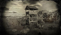 Fire Lookout Tower loading screen