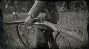 Rare Shotgun rdr2