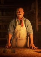 Red dead online marcel in basement