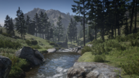 Little Creek River loading screen recreation