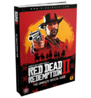 RDR2 Complete Official Guide Standard Cover.png