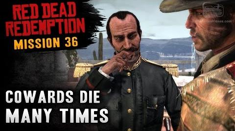 Red Dead Redemption - Mission 36 - Cowards Die Many Times (Xbox One)
