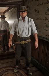 Stand-Collar Overshirt