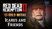 RDR2 PC - Mission 67 - Icarus and Friends Replay & Gold Medal