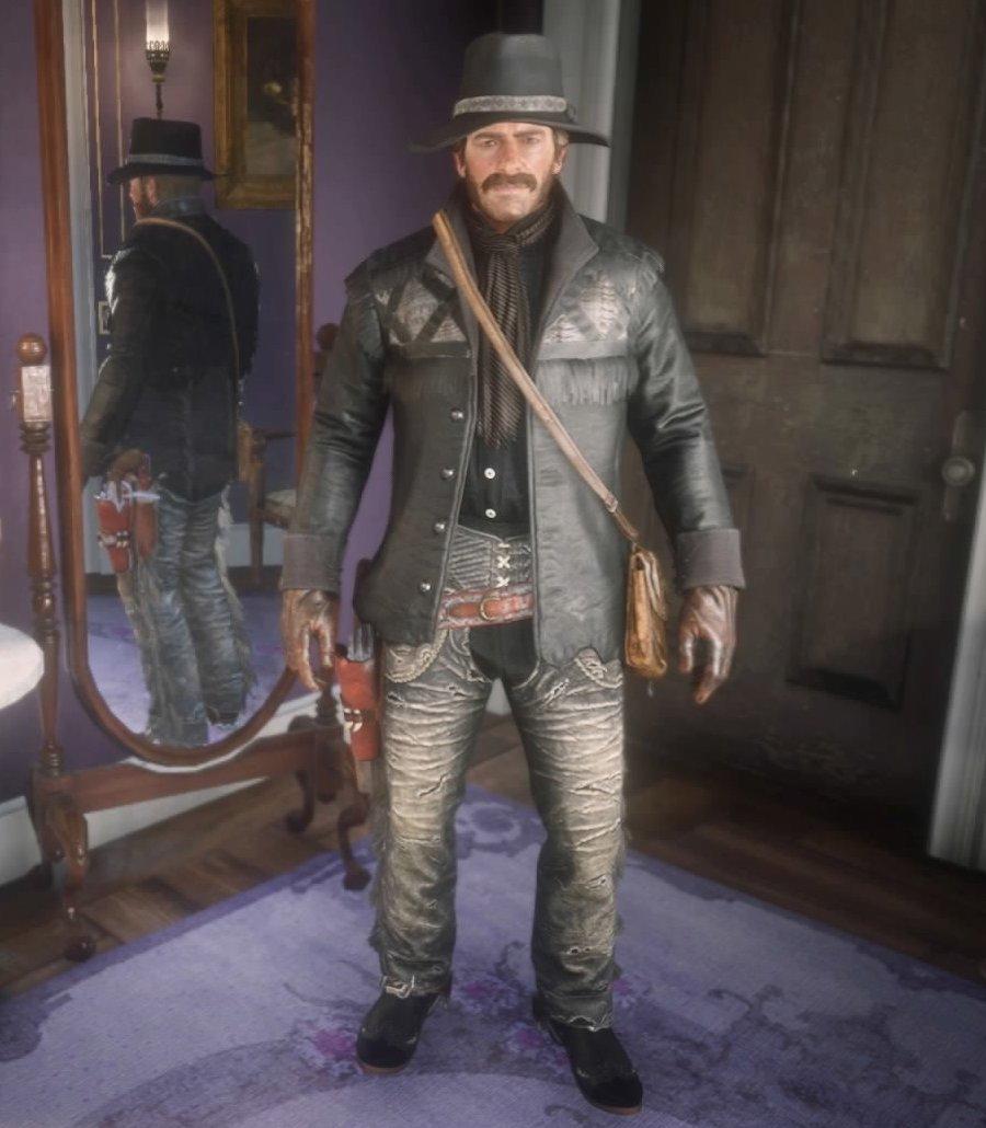 Nuevo Paraiso Gunslinger Outfit