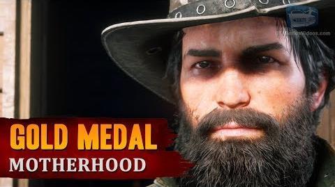 Red Dead Redemption 2 - Mission -94 - Motherhood -Gold Medal-