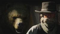 Legendary Golden Spirit Bear promo trailer rdo