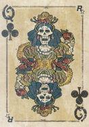 Rdr poker13 queen clubs