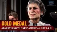 Red Dead Redemption 2 - Mission 31 - Advertising, the New American Art I & II Gold Medal