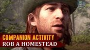Red Dead Redemption 2 - Companion Activity 6 - Home Robbery (Sean)
