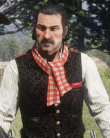 RDR2 Dutch portrait PC