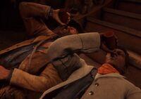 Lenny and Arthur drunk