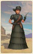 Black Belle - Redemption 2 - Portrait