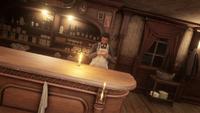 Bartender seen as Lenny