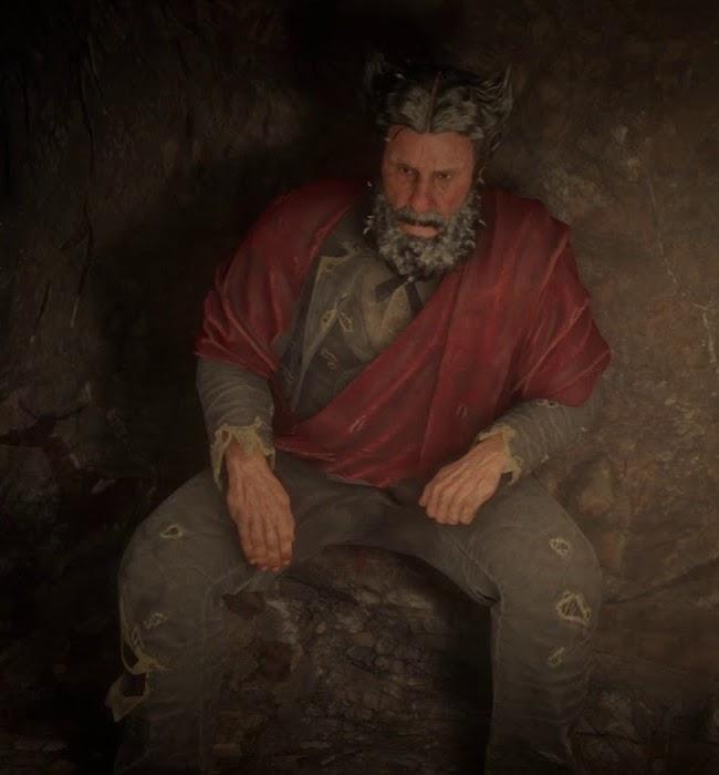 Cave Hermit