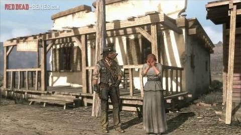 American Appetites (Good Choices) - Stranger Mission - Red Dead Redemption