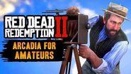 Red Dead Redemption 2 Stranger Mission - Arcadia for Amateurs