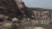 Cueva Seca south