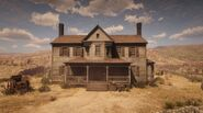 Tumbleweed Mansion