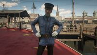 Grand Korrigan security guard 2