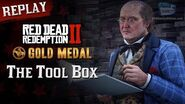 RDR2 PC - Mission 97 - The Tool Box Replay & Gold Medal