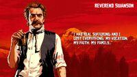 Reverend Swnason - Redemption 2 - Artwork