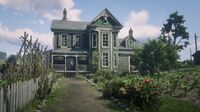 RDR2 Emerald Ranch House