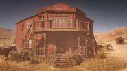 Tumbleweed saloon