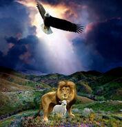 LionLambEagle