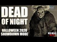 """Red Dead Online - """"Dead of Night"""" Halloween Showdown Mode"""