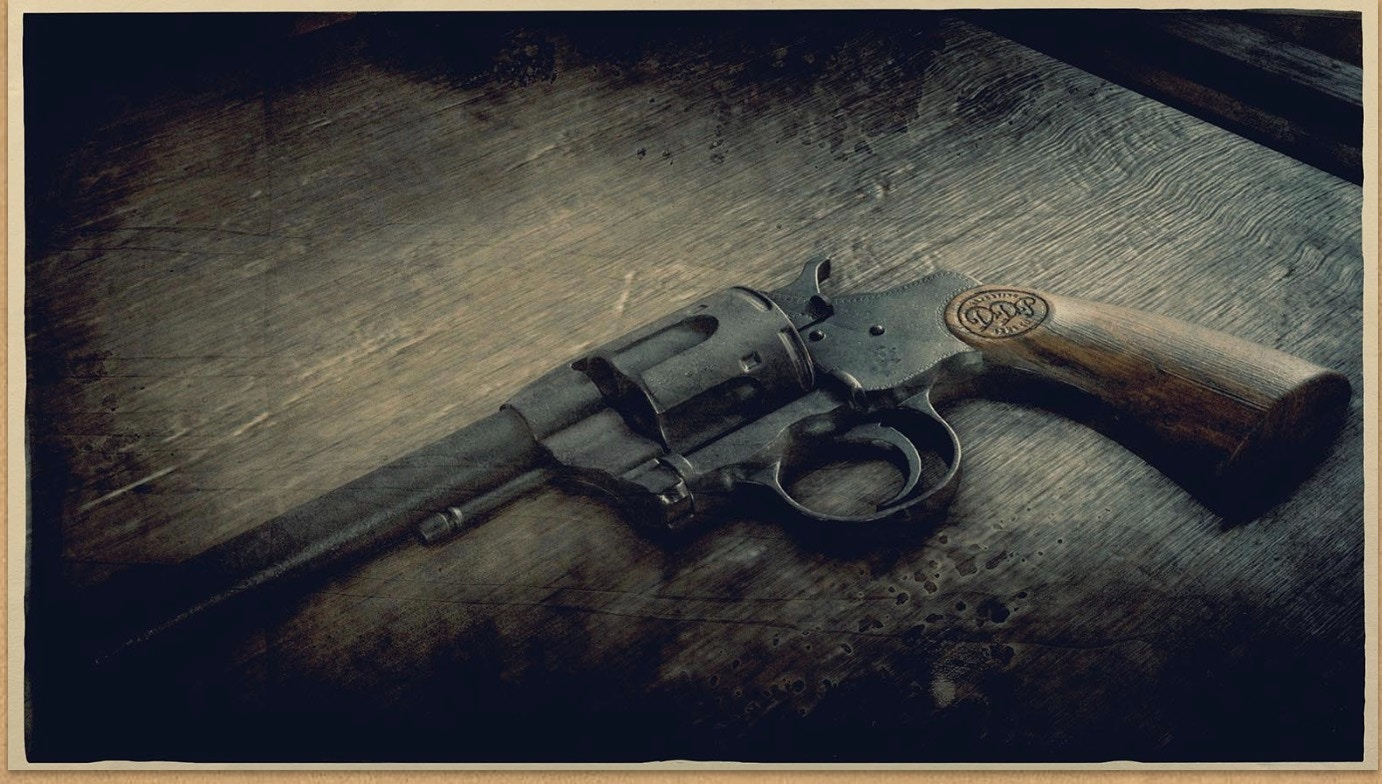 Double-action Revolver (RDR 2)