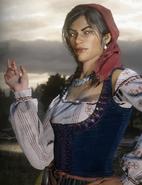 Madame Nazar (Title Screen)