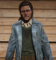 Jeb unused outfit rdr2