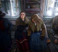 RDR2 Mary and Sadie