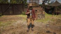Del Lobo in Thieves' Landing