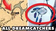 Red Dead Redemption 2 - All 20 Dreamcatcher Locations!