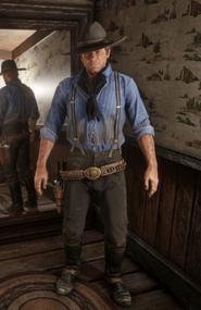 Big Valley Hat
